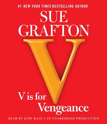 V Is for Vengeance Cover Image