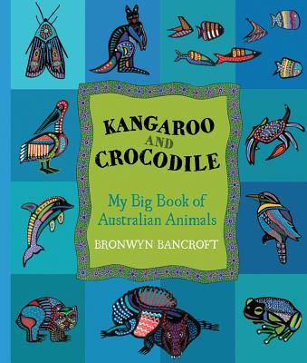 Kangaroo and Crocodile Cover
