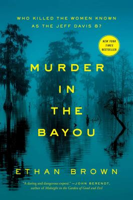 Murder in the Bayou Cover