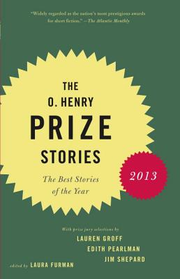 The O. Henry Prize Stories Cover