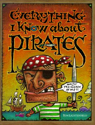 Everything I Know about Pirates Cover