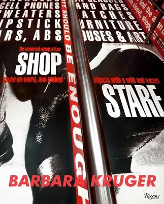 Barbara Kruger Cover