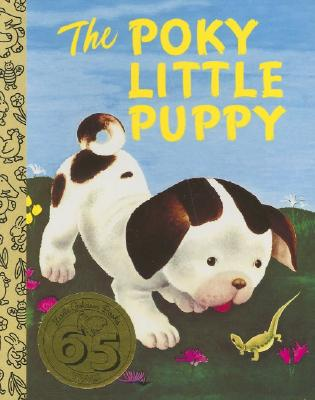 The Poky Little Puppy Cover