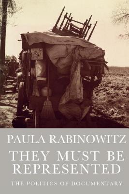 Cover for They Must Be Represented