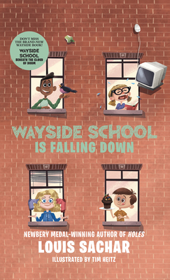 Wayside School Is Falling Down Cover Image