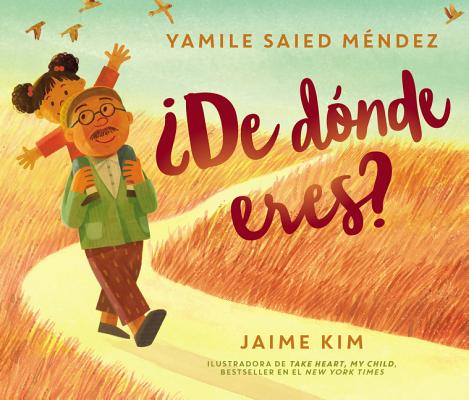 ¿De dónde eres?: Where Are You From? (Spanish edition) Cover Image