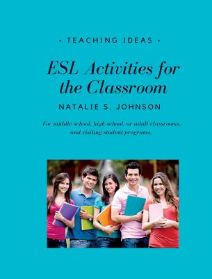ESL Activities for the Classroom Cover Image