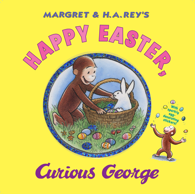 Happy Easter, Curious George Cover Image