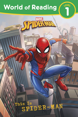 World of Reading This is Spider-Man Cover Image