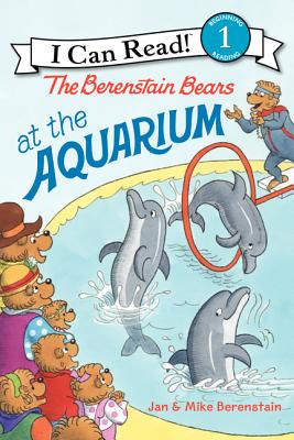 The Berenstain Bears at the Aquarium Cover