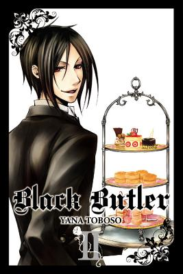 Black Butler, Volume 2 Cover