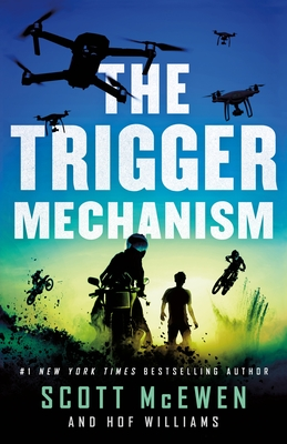The Trigger Mechanism (The Camp Valor Series #2) Cover Image