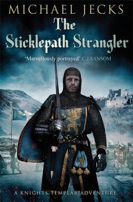Cover for The Sticklepath Strangler