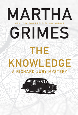 The Knowledge: A Richard Jury Mystery (Richard Jury Mysteries #24) Cover Image