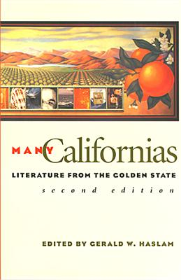Many Californias: Literature from the Golden State (Western Literature Series) Cover Image