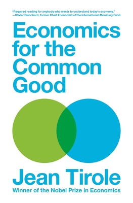 Economics for the Common Good Cover Image