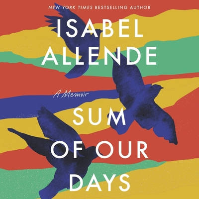 The Sum of Our Days Cover Image