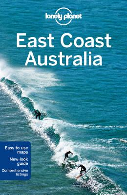 Lonely Planet East Coast Australia Cover Image