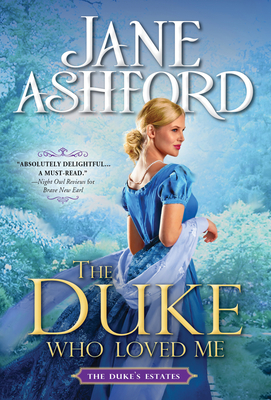Cover for The Duke Who Loved Me