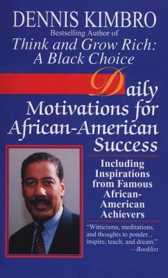 Daily Motivations for African-American Success Cover