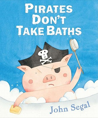 Pirates Don't Take Baths Cover