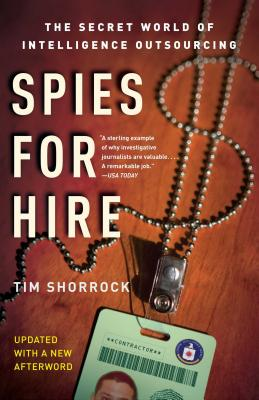 Spies for Hire Cover