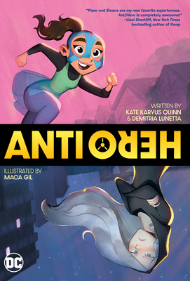 Cover for Anti/Hero
