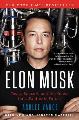 Elon Musk Hudson News Edition cover image