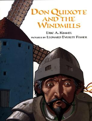 Don Quixote and the Windmills Cover