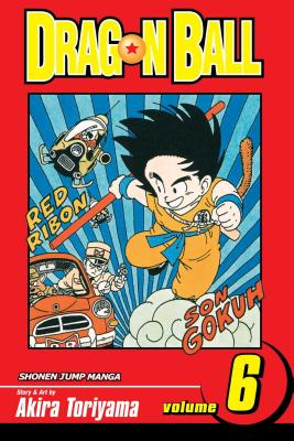 Dragon Ball, Vol. 06 cover image
