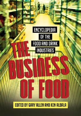 The Business of Food Cover