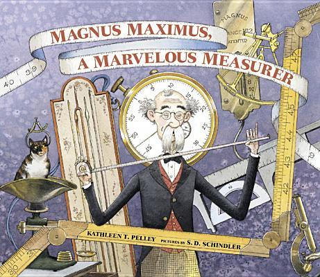 Magnus Maximus, a Marvelous Measurer Cover