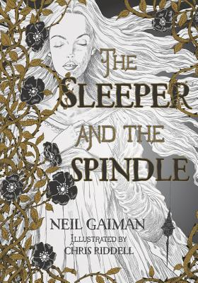 The Sleeper and the Spindle Cover Image