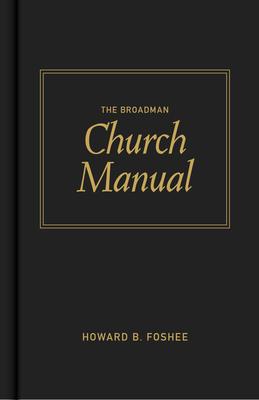 Broadman Church Manual Cover