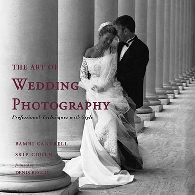The Art of Wedding Photography Cover