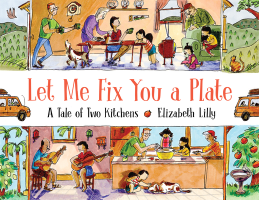 Cover for Let Me Fix You a Plate