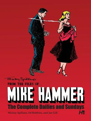 Cover for Mickey Spillane's from the Files Of...Mike Hammer
