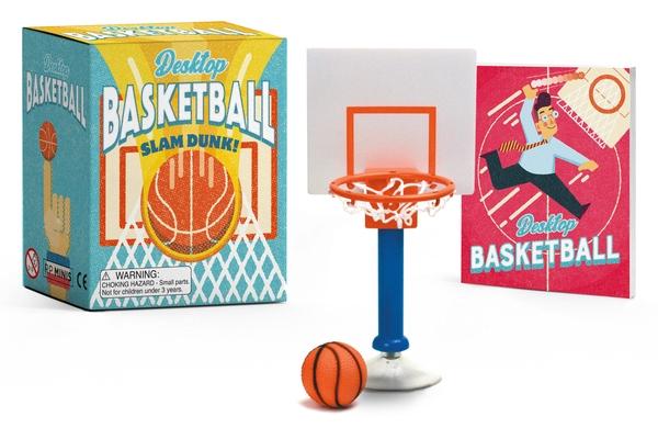 Desktop Basketball: Slam Dunk! (RP Minis) Cover Image