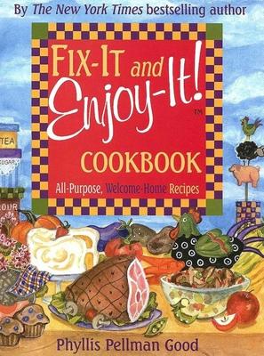 Fix-It and Enjoy-It! Cookbook Cover