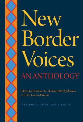 New Border Voices: An Anthology Cover Image