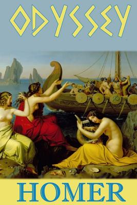 The Odyssey: Annotated, Illustrated Cover Image