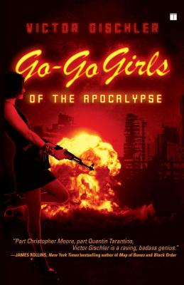 Go-Go Girls of the Apocalypse Cover