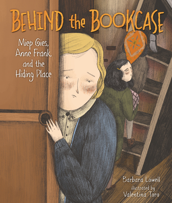 Cover for Behind the Bookcase
