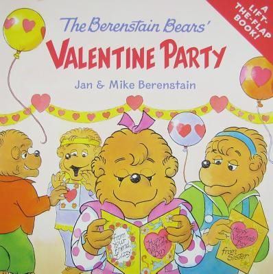 The Berenstain Bears' Valentine Party Cover Image