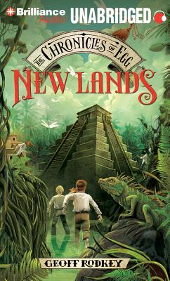 Cover for New Lands (Chronicles of Egg #2)