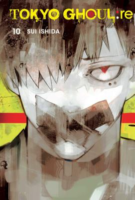 Tokyo Ghoul: re, Vol. 10 Cover Image