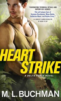 Heart Strike (Delta Force Novels #2) Cover Image