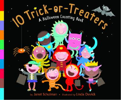 10 Trick-Or-Treaters Cover