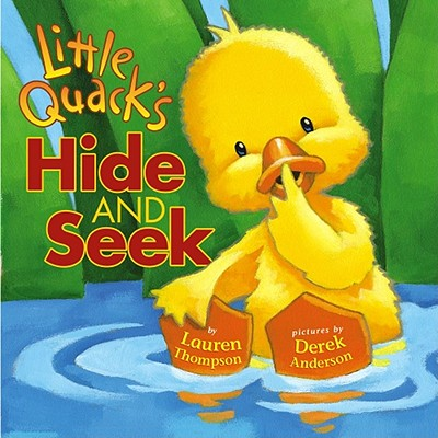 Little Quack's Hide and Seek Cover