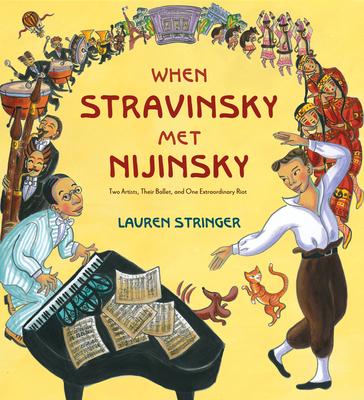 When Stravinsky Met Nijinsky Cover